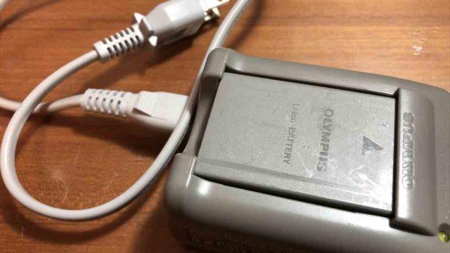 オリンパスペン バッテリー 充電器